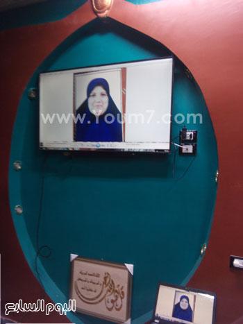 أسرة السيدة ماجدة محمد عبد السلام الأم المثالية بالوادى الجديد (4)