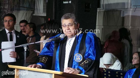 الدكتور أشرف الشيحى وزير التعليم العالى (3)
