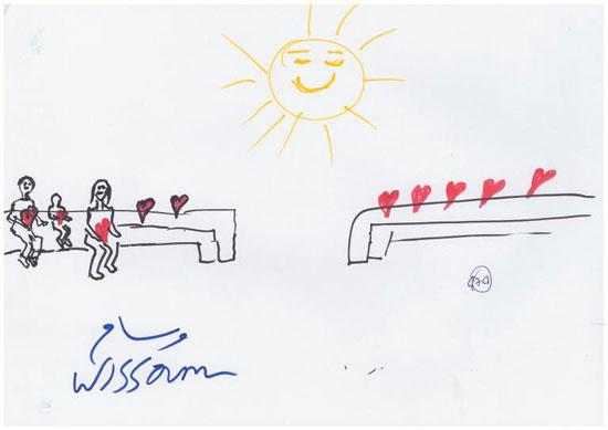 -أطفال-سوريا-يعبرون-عن-مأساة-الحرب-فى-رسوم-فنية-(7)