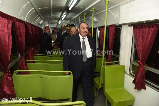 المهندس محمد عبد الظاهر محافظ الإسكندرية  (2)