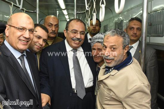 المهندس محمد عبد الظاهر محافظ الإسكندرية  (6)