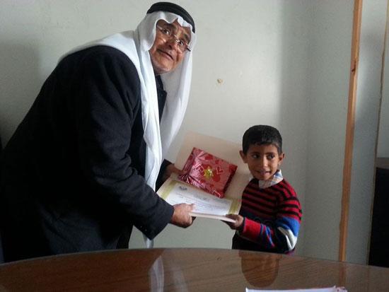 شمال سيناء ، الشيخ زويد ، جمعية الجورة ، اخبار شمال سيناء ، تكريم الطلبة المتميزين (2)