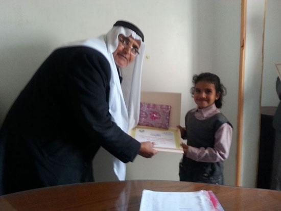 شمال سيناء ، الشيخ زويد ، جمعية الجورة ، اخبار شمال سيناء ، تكريم الطلبة المتميزين (3)