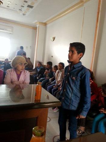 شمال سيناء ، الشيخ زويد ، جمعية الجورة ، اخبار شمال سيناء ، تكريم الطلبة المتميزين (9)