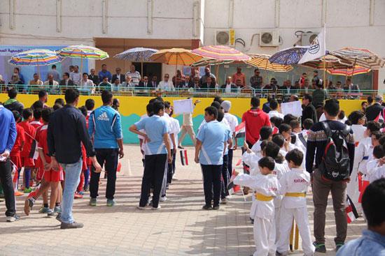 احتفالات العيد القومى لـبنى سويف بحضور- نجوم الكرة المصرية (1)
