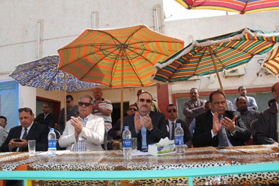 احتفالات العيد القومى لـبنى سويف بحضور- نجوم الكرة المصرية (6)