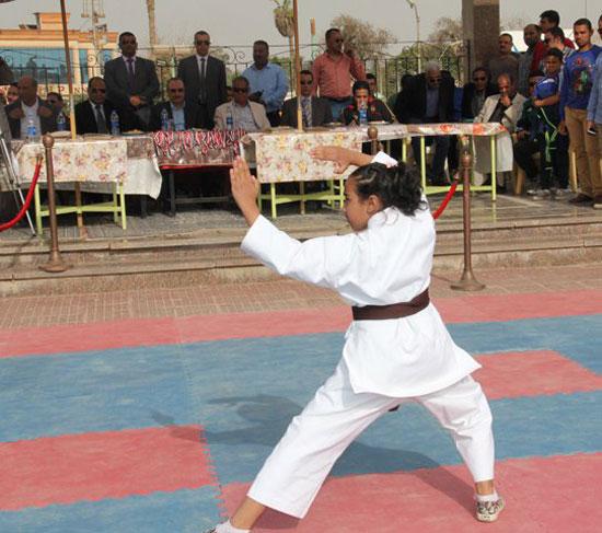 احتفالات العيد القومى لـبنى سويف بحضور- نجوم الكرة المصرية (8)