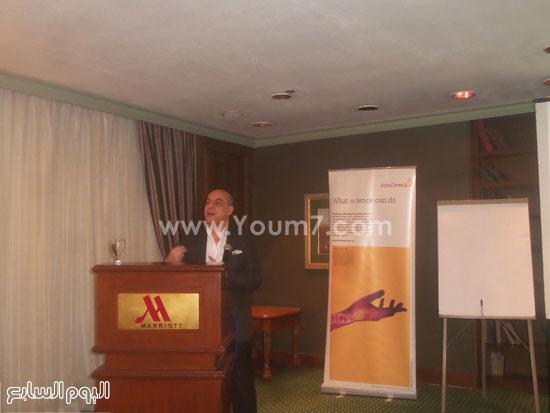 مؤتمر قسم علاج الأورام فى كلية طب قصر العينى  (4)