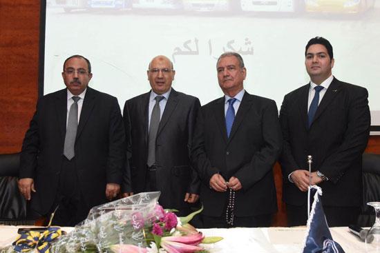محافظ الإسكندرية يوقع عقد (3)