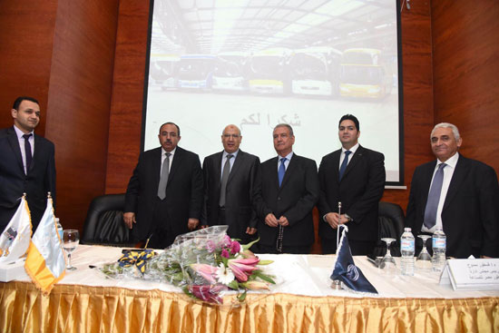 محافظ الإسكندرية يوقع عقد (4)