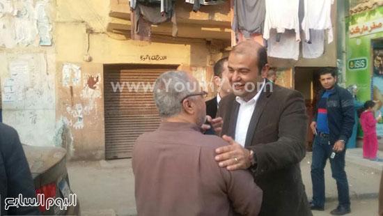 خالد حنفى وزير التموين ، وزارة التموين (4)