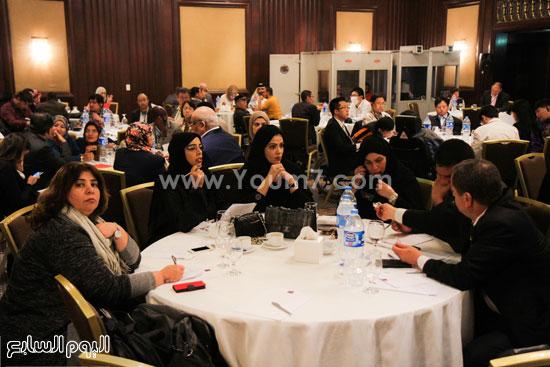 جامعة الدول العربية  وزارة التضامن الاجتماعى  ذوى الاحتياجات الخاصة (3)