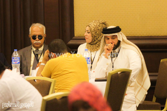 جامعة الدول العربية  وزارة التضامن الاجتماعى  ذوى الاحتياجات الخاصة (12)