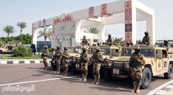 قوات دفاع دول الساحل والصحراء (1)