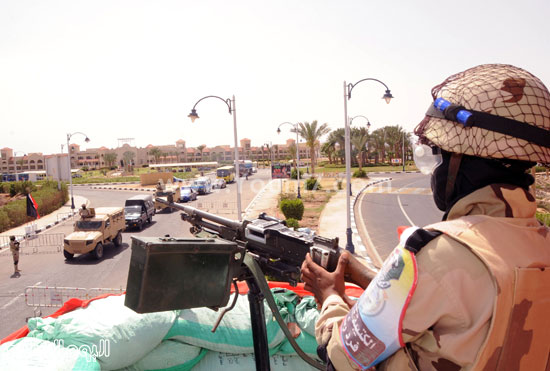قوات دفاع دول الساحل والصحراء (3)