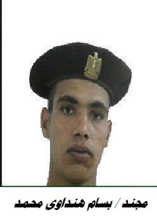 شهداء ، العريش ، سيناء ، كمين الصفا ، الارهاب (3)