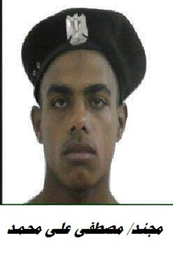 شهداء ، العريش ، سيناء ، كمين الصفا ، الارهاب (10)