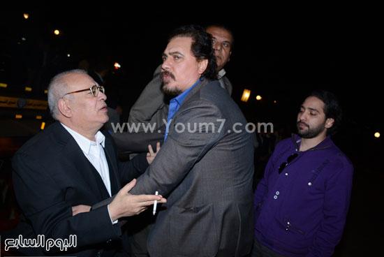 صلاح عبد الله عزاء شقيق صلاح عبد الله محمد هنيدى (3)0