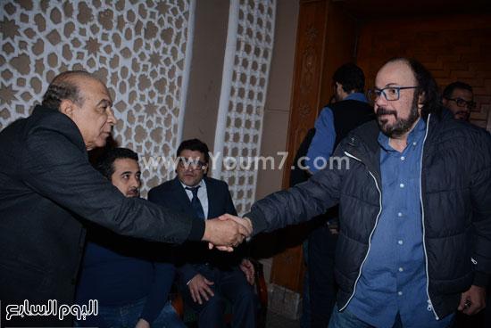 صلاح عبد الله عزاء شقيق صلاح عبد الله محمد هنيدى (4)0