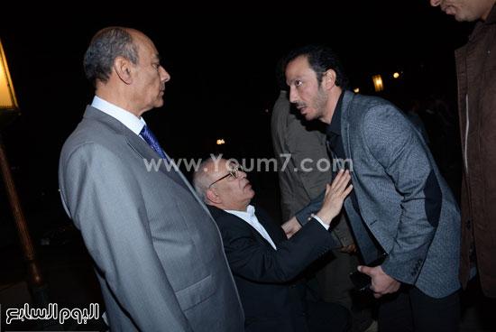 صلاح عبد الله عزاء شقيق صلاح عبد الله محمد هنيدى (23)0