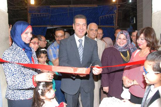 معرض المجلس القومى للمرأة للمنتجات اليدوية (1)