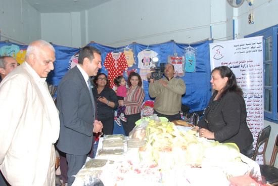 معرض المجلس القومى للمرأة للمنتجات اليدوية (3)