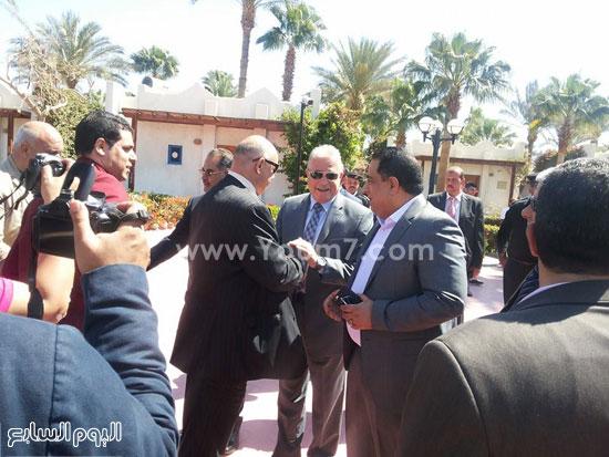 مجلس النواببرلمان-محافظ جنوب سيناء (3)