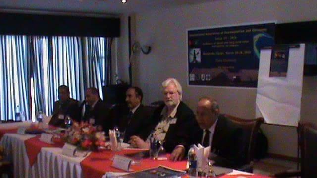 مؤتمر الاتحاد الدولة للمغناطيسية الارضية بالغردقة (2)
