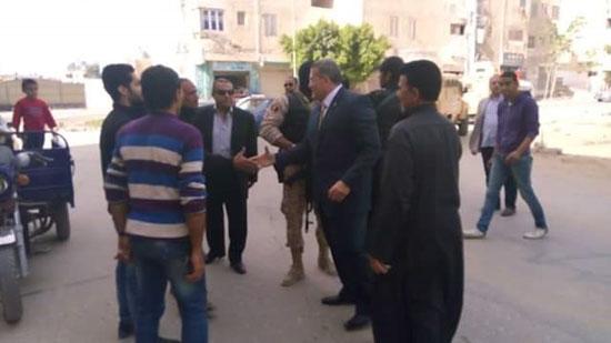 اللواء السيد الحبال - مدير أمن شمال سيناء  (2)