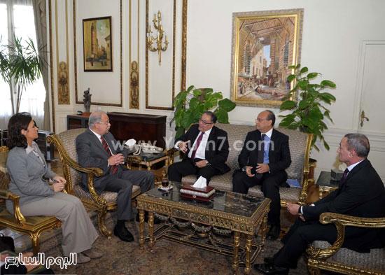 الحكومة مصر اليوم  خبر  اخر الاخبار  شريف اسماعيل مجلس الوزراء  مصر البنك الدولى (1)