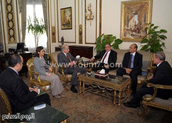 الحكومة مصر اليوم  خبر  اخر الاخبار  شريف اسماعيل مجلس الوزراء  مصر البنك الدولى (3)