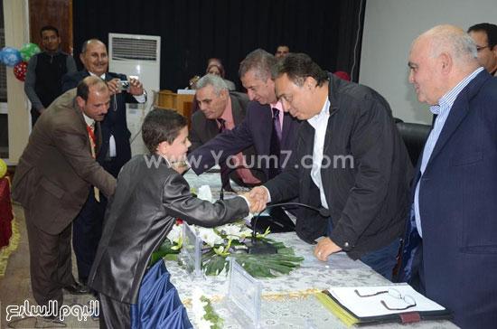 وكيل وزارة الأوقاف بكفرالشيخ لن ننسى أمهات الشهداء (3)