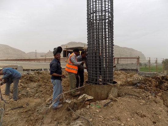 كوبرى جامعة سوهاج، حسن علام ، محافظة سوهاج (2)