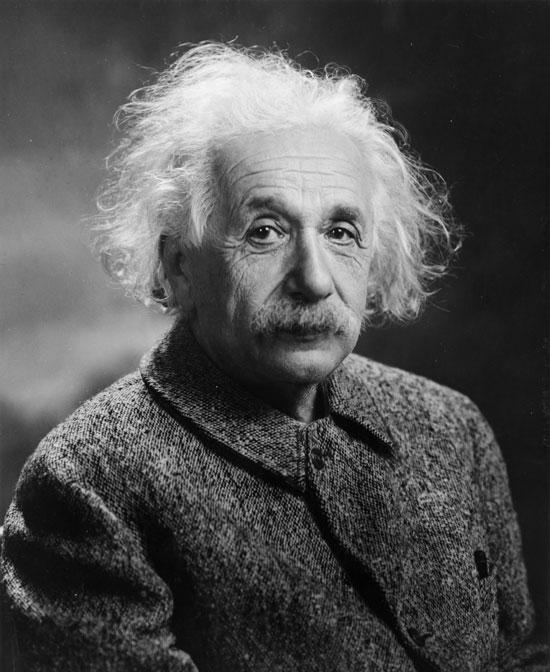 ألبرت آينشتاين (1)