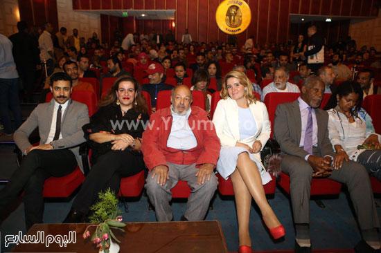 محمد خان الأقصر الأفريقى أهم عشرات المرات من مهرجان مسقط (5)