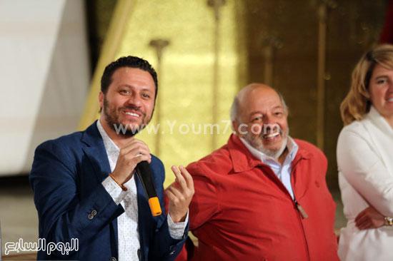 محمد خان الأقصر الأفريقى أهم عشرات المرات من مهرجان مسقط (7)