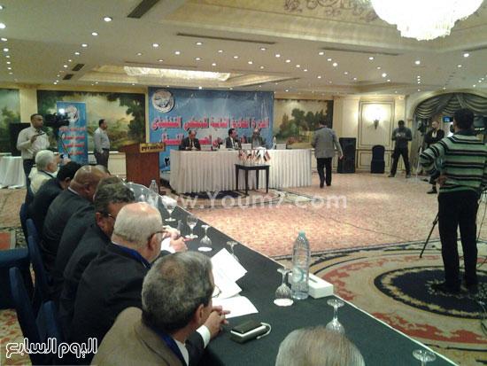 مؤتمر الاتحاد العربى لنقابات عمال النقل (2)