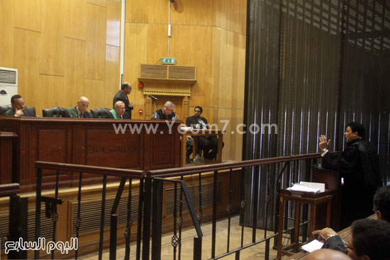 محاكمه علاء وجمال  (4)