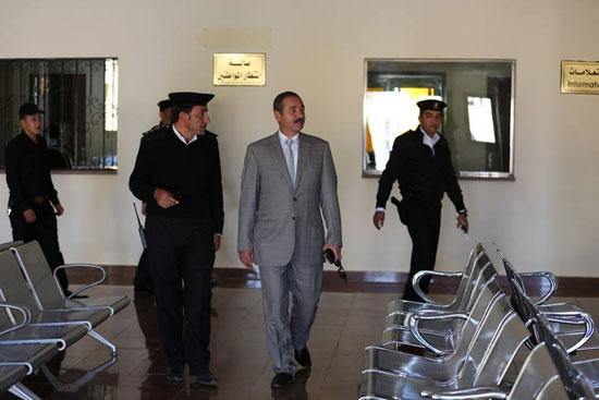 اللواء مجدي عز الدين الصادق - مساعد وزير الداخلية مدير الإدارة العامة للمرور  (1)