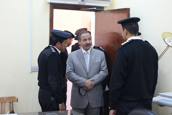 اللواء مجدي عز الدين الصادق - مساعد وزير الداخلية مدير الإدارة العامة للمرور  (4)