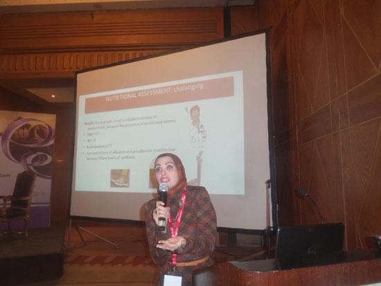 مؤتمر الشرق الأوسط للتغذية العلاجية (3)