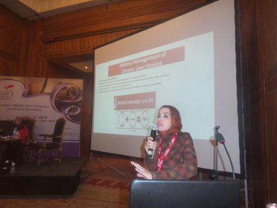 مؤتمر الشرق الأوسط للتغذية العلاجية (4)