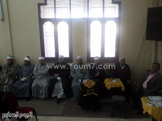 ندوة دور الأئمة المجتمعى فى مقاومة التطرف والإرهاب بالقليوبية (2)