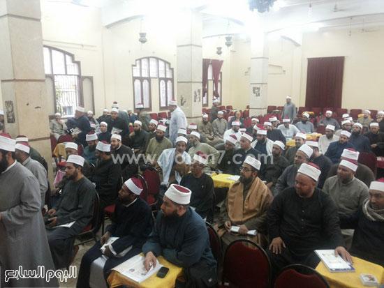 ندوة دور الأئمة المجتمعى فى مقاومة التطرف والإرهاب بالقليوبية (4)
