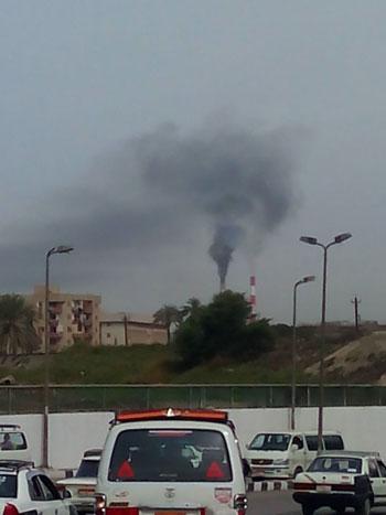 لتلوث الناتج عن محطة كهرباء الوليدية فى أسيوط (4)