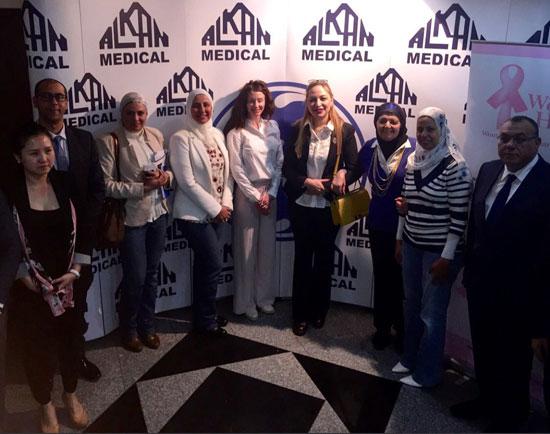 عضوات البرنامج القومى لصحة المرأة (1)