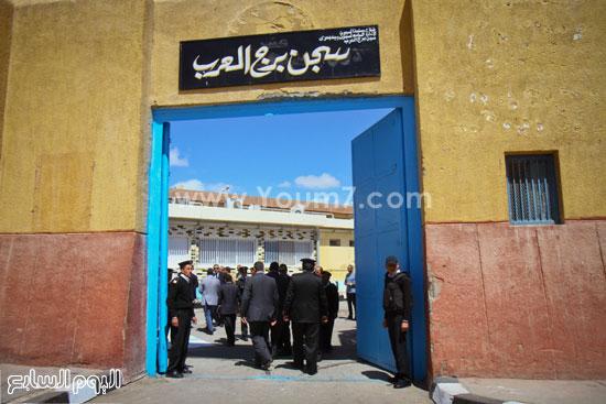 حسن السوهاجى  سجن برج العرب سجون الشرطة سجن (1)
