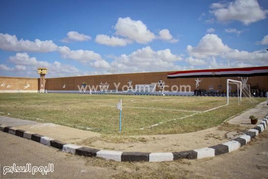 حسن السوهاجى  سجن برج العرب سجون الشرطة سجن (51)