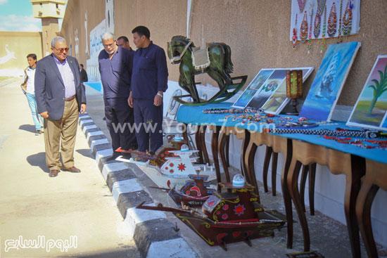 حسن السوهاجى  سجن برج العرب سجون الشرطة سجن (53)