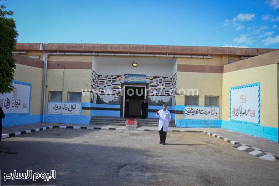 حسن السوهاجى  سجن برج العرب سجون الشرطة سجن (54)